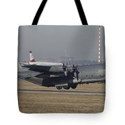 Mc-130h Combat Talon II Of The U.s. Air Tote Bag