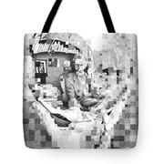 Mc Escher In His Own Words Tote Bag