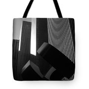 Mc Graw Hill Building Tote Bag