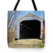 Mcallister's Bridge Tote Bag