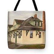 Mcbride Station Tote Bag