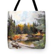 Mccall Landscape Tote Bag
