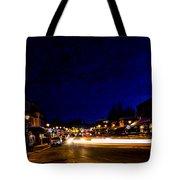 Mccall Road Night Tote Bag