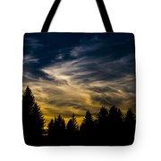Mccall Sky Night Tote Bag