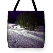 Mccauley Evening Snowscape Tote Bag