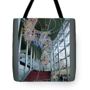 Mccaw Hall Seattle Tote Bag