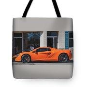 Mcclaren Tote Bag