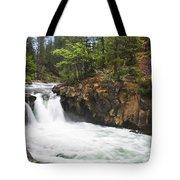 Mccloud Lowerfalls Tote Bag