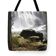 Mccloud Middle Falls Tote Bag