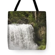 Mccloud Upper Falls Tote Bag