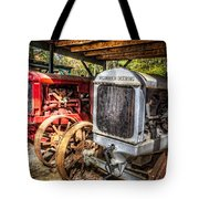Mccormick Deering Tractors II Tote Bag