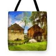 Mccormick Mill Tote Bag