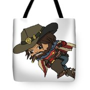 Mccree Usa Tote Bag