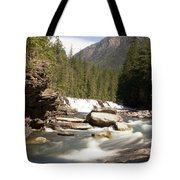 Mcdonald Creek 2 Tote Bag