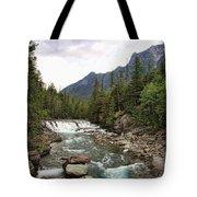 Mcdonald Falls - Glacier Tote Bag