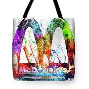 Mcdonalds Tote Bag