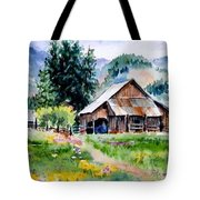 Mcghee Farm Tote Bag