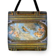 Mcgraw Rotunda Mural Tote Bag