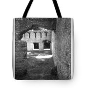 Mcintosh Sugar Mill Tabby Ruins Arch Tote Bag