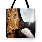 Mckays Dam Waterjet Tote Bag