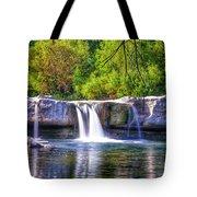 Mckinney Falls Tote Bag