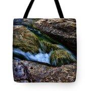 Mckinney Falls State Park-lower Falls 4 Tote Bag