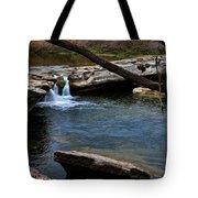 Mckinney Falls State Park-upper Falls 6 Tote Bag