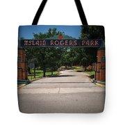 Mclain Rogers Park Tote Bag