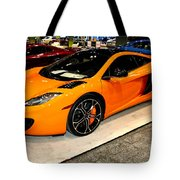 Mclaren 12c Coupe Tote Bag