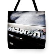 Mclaren 12c Spider Rear Emblem -0143ac Tote Bag