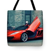 Mclaren Mp4-12c Tote Bag