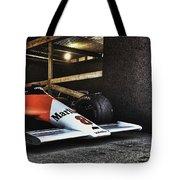 Mclaren Mp4-4 Tote Bag