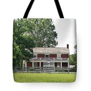 Mclean House Appomattox Court House Virginia Tote Bag