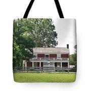 Mclean House Appomattox Court House Virginia Tote Bag