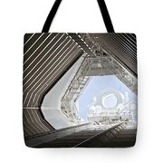 Mcmath-pierce Solar Observatory Tote Bag