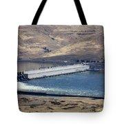 Mcnary Dam Tote Bag