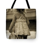 Me And My Baby Tote Bag