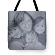 Me And The Grands Tote Bag