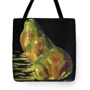Me First Pears Tote Bag