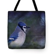 Me Minus You - Blue Tote Bag