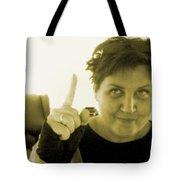 me Tote Bag