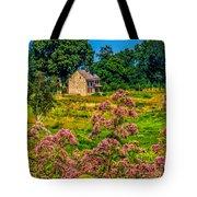 Meadow House At Longwood Tote Bag