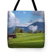 Meadow In Alpe Di Siusi Tote Bag