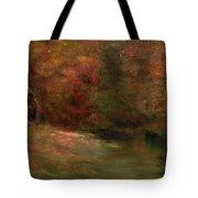 Meadow In Fall Tote Bag