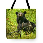 Meadow Itch Bear Tote Bag
