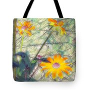 Meadow Out Loud Tote Bag