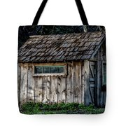 Meadow Shelter Tote Bag