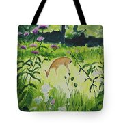 Meadow Surprise Tote Bag