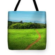 Meadow Trail Tote Bag
