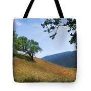 Meadow View Summer Tote Bag